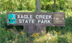 eagle creek sign