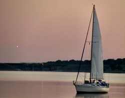 Findlay Sail Boat
