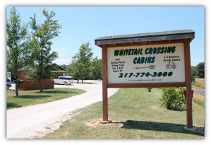 whitetail crossing cabins